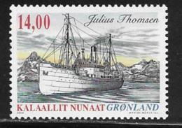 Greenland Scott # 436 MNH Ship, 2004 - Greenland