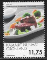 Greenland Scott # 445 MNH Europa, 2005 - Greenland