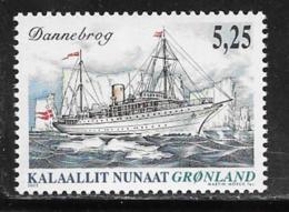Greenland Scott # 452 MNH Ship, 2005 - Greenland