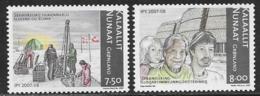 Greenland Scott # 491-2 MNH Int. Polar Year, 2007 - Greenland