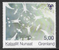 Greenland Scott # 536 MNH Preservation Of Polar Regions, 2009 - Unused Stamps