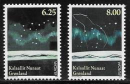 Greenland Scott # 537-8 MNH Europa, 2009 - Greenland