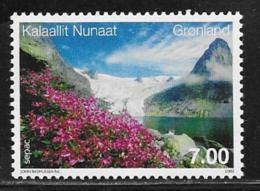 Greenland Scott # 548 MNH Landscape, 2009 - Unused Stamps