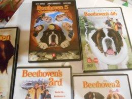 Box De 5 Dvd BEETHOVEN - Kinder & Familie