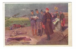823 - DAS 2 ARMEEOBERKOMMANDO AN GEFALLEREN WERKE RZESNA RUSZIA - JOHN QUINCY ADAMS - Guerra 1914-18