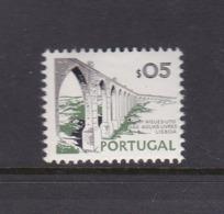 Portugal SG 1442 1972 Buildings And Views,5c Aquas Livres,mint Never Hinged - 1910-... Republic