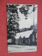PPresbyterian Church Wappingers Falls New York Ref 3627 - Autres