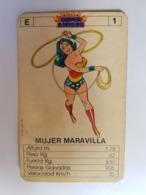 MUJER MARAVILLA, WONDER WOMAN. SUPER AMIGOS 1985 - Comics