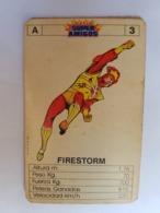 FIRESTORM SUPER AMIGOS 1985 - Comics