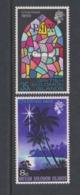 Solomon Islands SG 189-190 1969 Christmas,mint Never  Hinged - Solomon Islands (1978-...)
