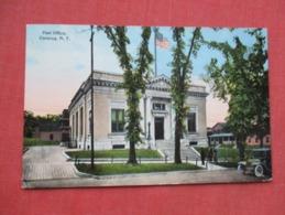Post Office  Corning  New York     Ref 3628 - Autres