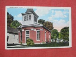 Presbyterian Church Ellicottville     New York     Ref 3628 - Autres