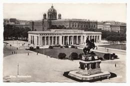 Wien - Heldenplatz Mit Prinz-Eugen Denkmal - Vienna Center