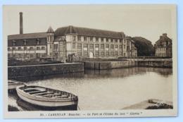 Le Port Et L'Usine Du Lait Gloria, Carentan, France - Carentan
