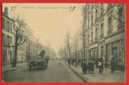 92-236 - HAUTS DE SEINE - PUTEAUX - Boulevard Richard Wallace - Puteaux