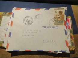 Lot De Lettres ((entiéres Pas De Devant)) , Majoritée POLYNESIE ET AFRIQUE (( Lot 528 )),toutes Scannées - Lots & Kiloware (mixtures) - Max. 999 Stamps