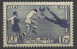 France N° 396  Coupe Du Monde De Foorball    Neuf   * *  TB  = MNN H VF Soldé  à Moins De 15  %  ! ! ! - Nuovi