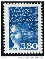 N° 3093  Année 1997  Marianne Du 14 Juillet  Faciale 3,80 Francs - France