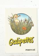Cp, BANDES DESSINEES , GALIPETTES , Album D'érotisme Agricole, Par  Jean Claude Pertuzé,vierge - Comics