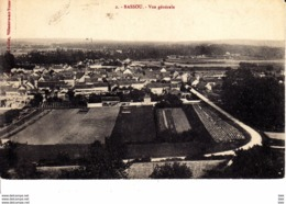 89 . Yonne :    Bassou : Vue Générale  . - Francia