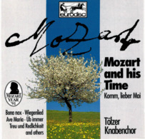 CD N°773 - MOZART AND HIS TIME - COMPILATION - Classical