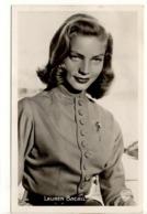 Carte Postale Actrice Américaine Lauren Bacall - Acteurs