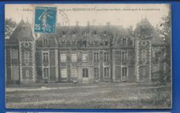 MESBRECOURT    Château - Frankreich
