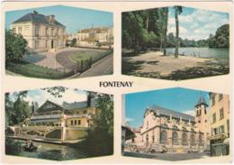 94. Gf. FONTENAY. 4 Vues. 16-282 - Fontenay Sous Bois