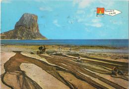CALPE - Repasando Las Redes - Alicante