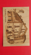 Laserska Gravura.com.Wood Postcard.Radovljica - Altri