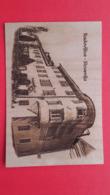 Laserska Gravura.com.Wood Postcard.Radovljica - Cartoline