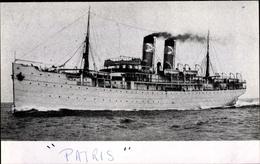 Cp Dampfer Patris, Nomikos Lines - Ships