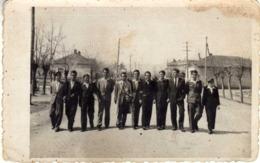Photo Postcard - Macedonia - Kumanovo 1944 - Anonymous Persons,men - Macedonia