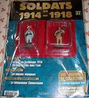 Fusilier Marin Anglais Et Allemand 1918(Bataille Zeebrugge1918,pigeons Voyageurs,le Télégramme Zimmerman)[Bte A] _DSP229 - Soldats De Plomb