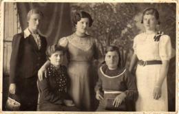 Macedonia - Krusevo 1923 - Photo Postcard - Women,ladies,girls,fashion,moda - Macedonia