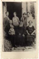 Macedonia - Krusevo 1931 - Photo - Priest And Anonymous Persons - Macedonia