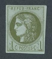 """DB-103: FRANCE: Lot Avec """"BORDEAUX"""" N°39C NSG - 1870 Emisión De Bordeaux"""