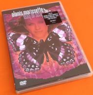 Alanis Morissette  Feast On Scraps (CD + DVD) (2002) - DVD Musicaux