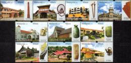Malaisie Malaysia 1715/24 Archéologie, Culture, Musées, éléphant - Archéologie