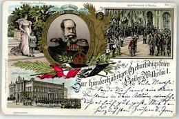 53119281 - 100 Jaehr. Geburtstag Koenigin Luise - Célébrités