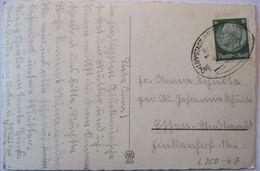 D.Reich Bahnpost Lippstadt Warstein, AK Muttertag (2650) - Briefmarken
