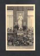 HAMME - GESTICHT ST. JOZEF - H. HARTBEELD OP DE SPEELPLAATS - NELS   (12.808) - Hamme