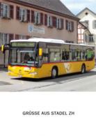 Stadel   Postauto   Limitierte Auflage! - ZH Zurich