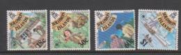 Solomon Islands SG 558-561 1986 Operation Raleigh,mint   Never Hinged - Solomon Islands (1978-...)