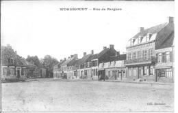 WORMHOUDT - Rue Des Bergues - Wormhout