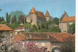16 Montmoreau St Cybard échappée Vers Le Chateau - Francia