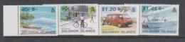 Solomon Islands SG 856-859 1996 Capex 96 ,mint Never Hinged - Solomon Islands (1978-...)