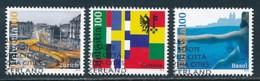 SCHWEIZ Mi. Nr. 2268-2270 Städte Der Schweiz - Used - Oblitérés