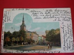 REVAL ST NICOLAIKIRCHE U SCHMIEDEPFORTE - Estonie