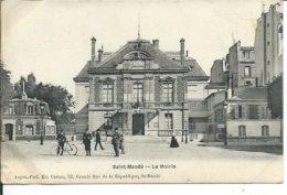 Saint-Mandé- La Mairie - Saint Mande